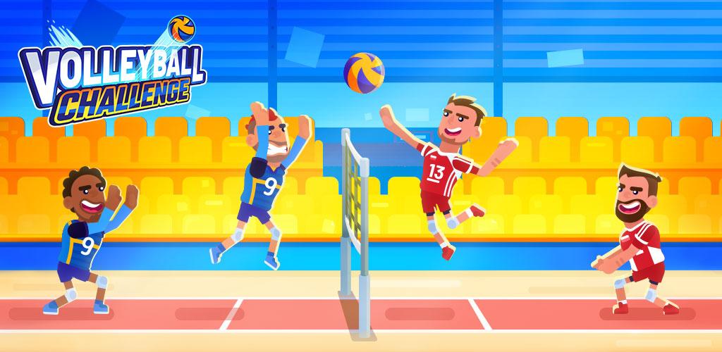 Volleyball Challenge چالش والیبالی