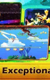 WIND runner adventure Games