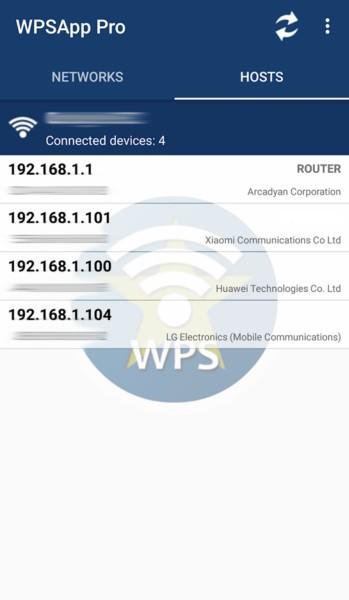 دانلود رایگان آخرین نسخه برنامه هک Wi-Fi بدون نیاز به روت WPSApp Pro
