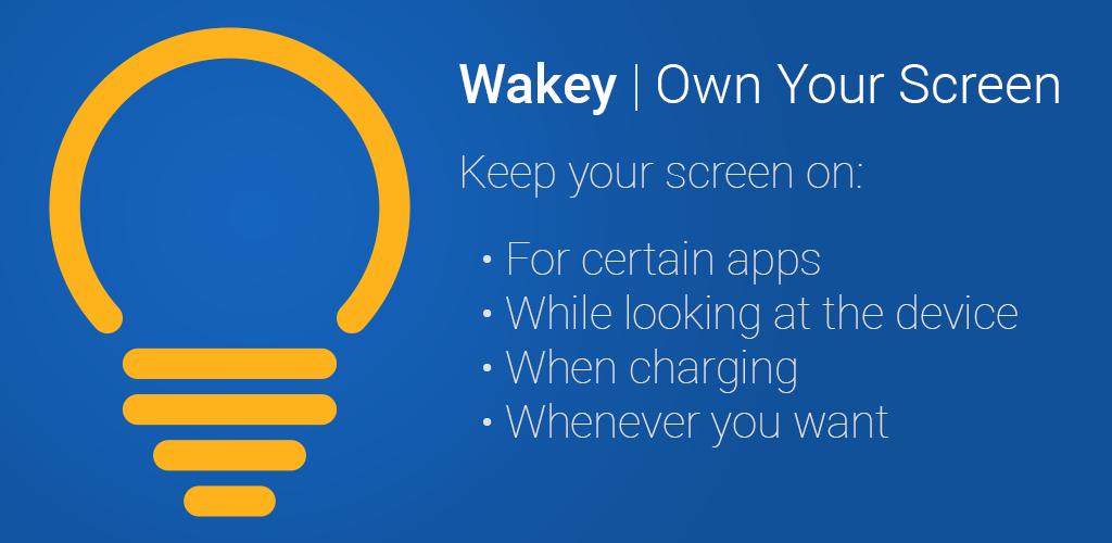 Wakey - Control your screen sleep and brightness Premium