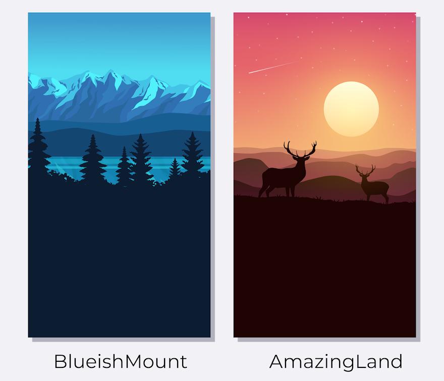 دانلود WallHub - Pro Wallpaper 5.0.0 - برنامه مجموعه تصاویر پس زمینه خیره کننده اندروید !