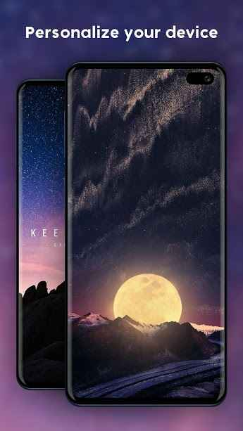 دانلود Wallpapers - 4k HD Wallpapers & Background 2.13 - برنامه مجموعه والپیپر ها اچ دی و جذاب گوشی و تبلت اندروید