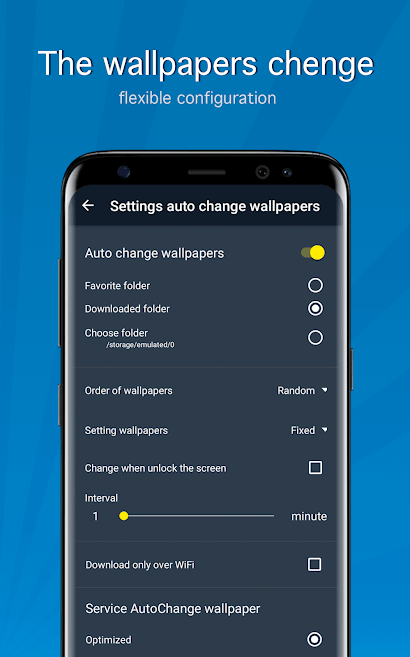 دانلود Wallpapers HD Backgrounds 7Fon 4.7.9.4 - برنامه دنیای والپیپر اندروید!
