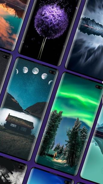 دانلود Wallpapers Ultra HD 4K PRO 3.6 - مجموعه والپیپر ها اچ دی و زیبا اندروید !