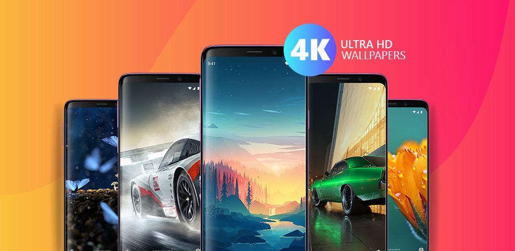 Wallpapers Ultra HD 4K PRO