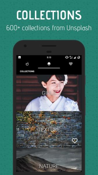 دانلود Wallzy Pro - HD Wallpapers 1.8.5 - مجموعه تصاویر پس زمینه اندروید
