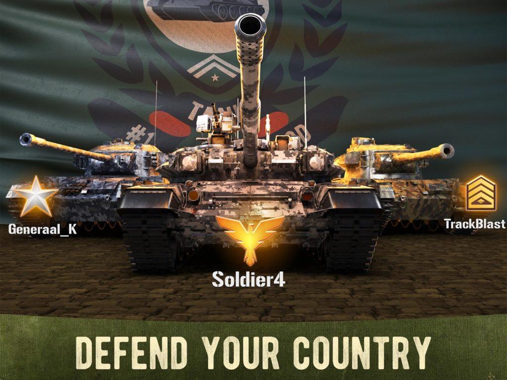 دانلود War Machines: Free Multiplayer Tank Shooting Games 4.14.0 - بازی آنلاین نبرد تانک های آهنین اندروید + مود