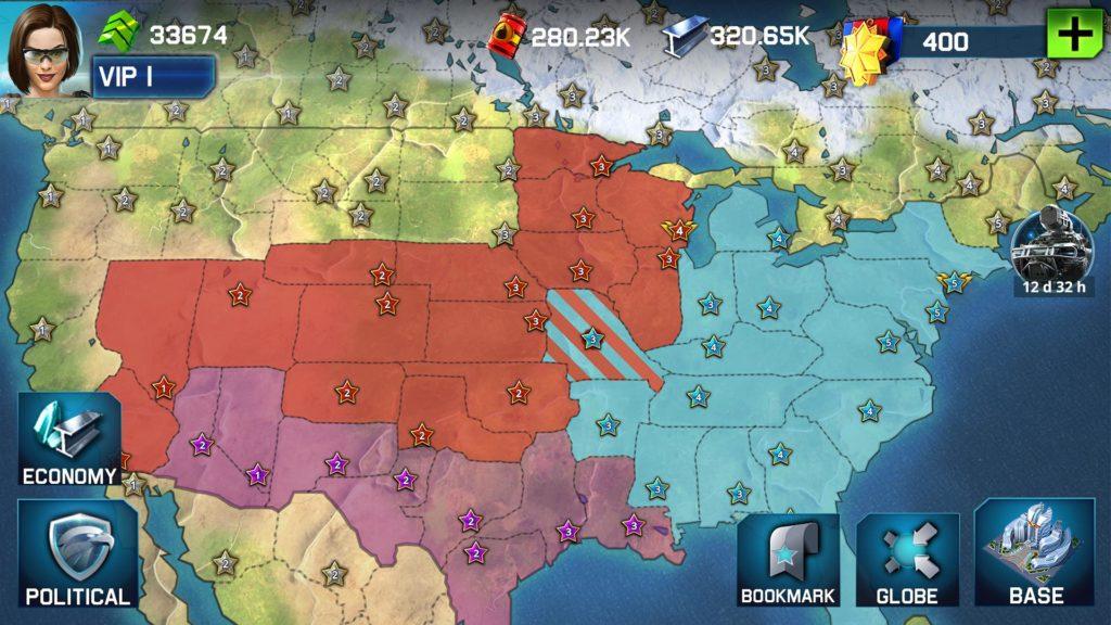 دانلود War Planet Online: Global Conquest 2.1.0j - بازی استراتژیک