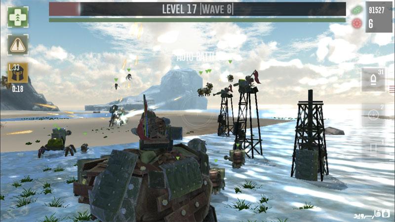 دانلود War Tortoise 1.00.10 - بازی اکشن