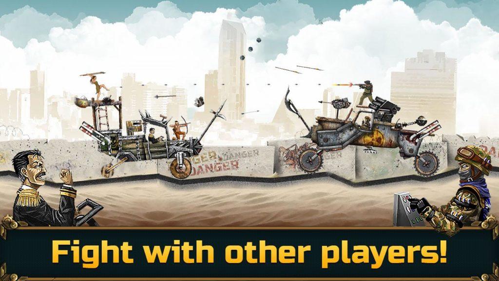 دانلود WarCars 2 0.974 - بازی اکشن فوق العاده جنگ ماشین ها 2 اندروید !