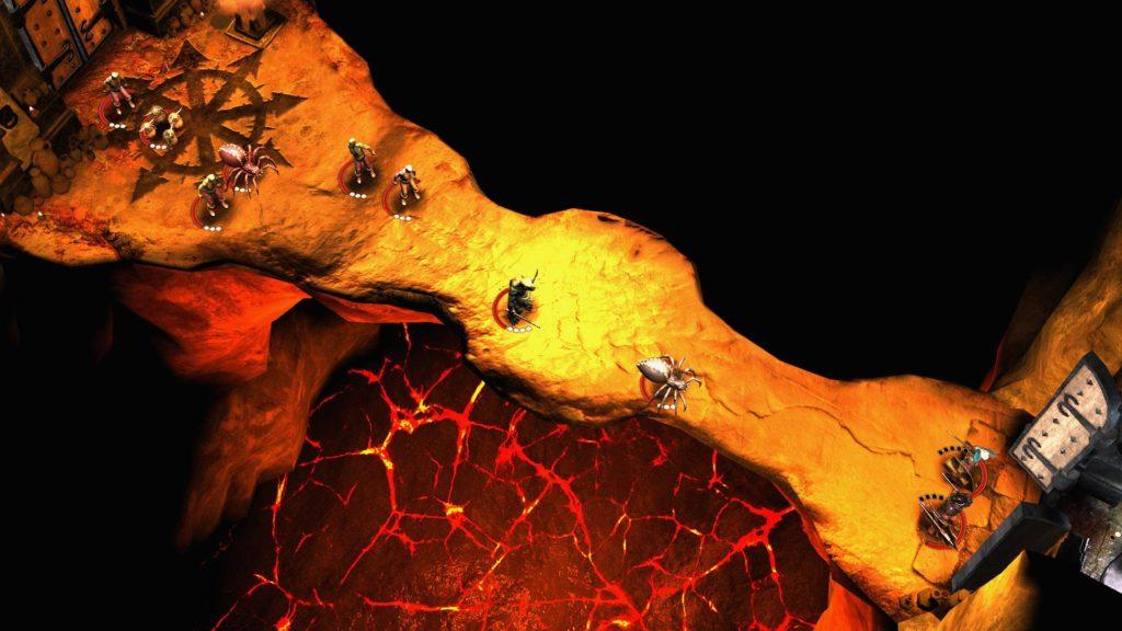 دانلود Warhammer Quest 2: The End Times FULL 2.30.07 - بازی استراتژی فوق العاده اندروید + مود + دیتا