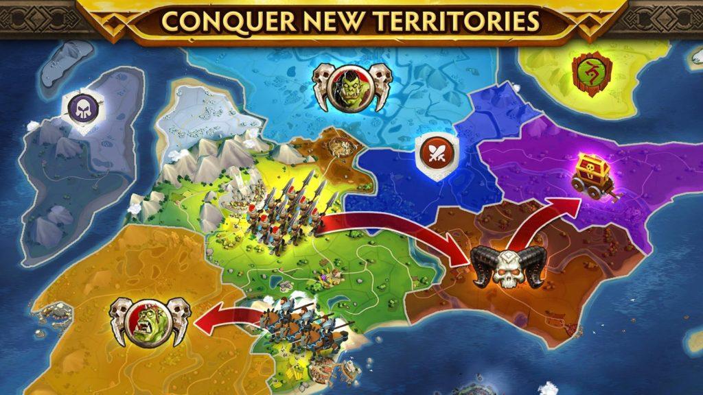 دانلود Warlords of Aternum 0.57.2 - بازی استراتژی آنلاین