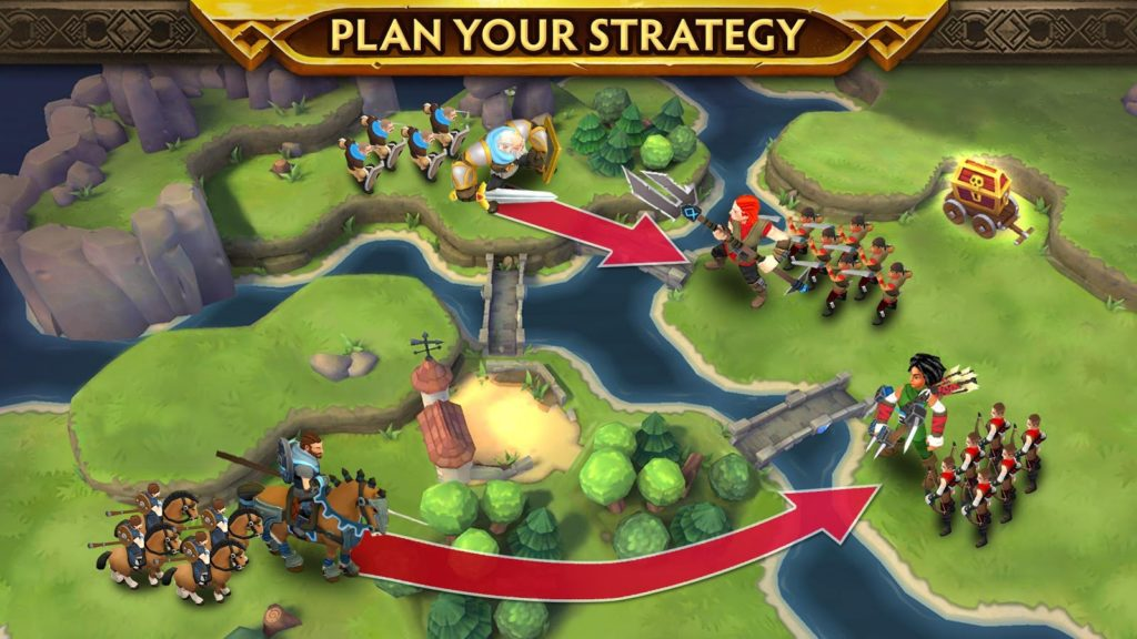 دانلود Warlords of Aternum 0.44.1 - بازی استراتژی آنلاین