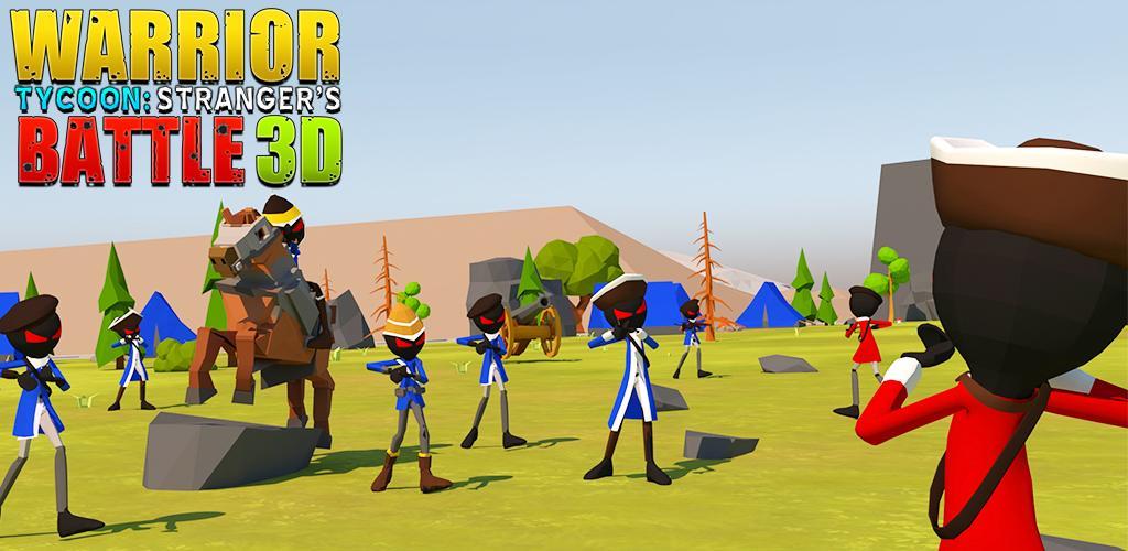 Warrior Tycoon : Stranger's Battle 3D
