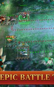"""آپدیت دانلود Wartide Heroes of Atlantis 1.10.21 – بازی نقش آفرینی """"قهرمانان آتلانتیس"""" اندروید + مود"""