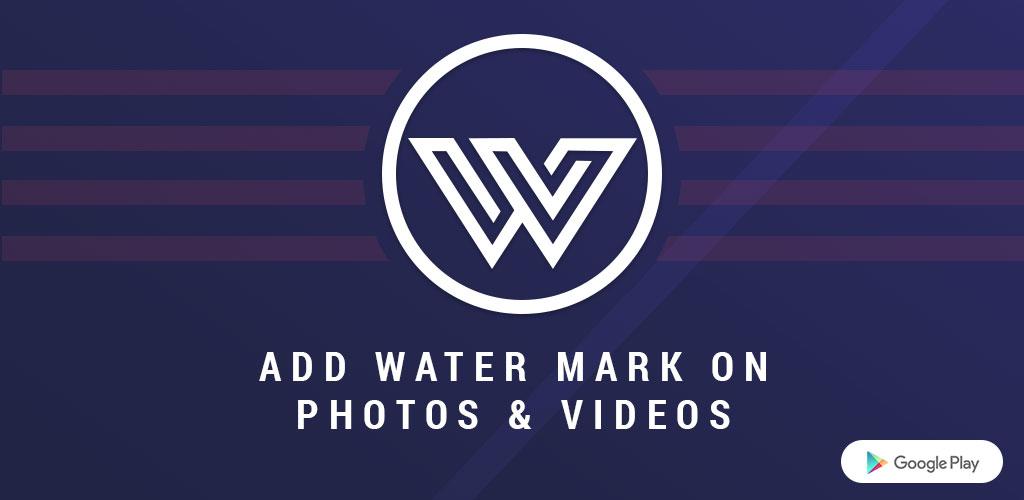 Watermark On Photo & Video Pro
