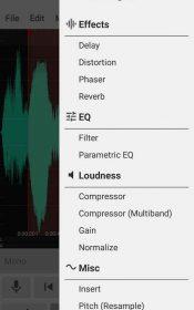 WavStudio™ Audio Recorder & Editor