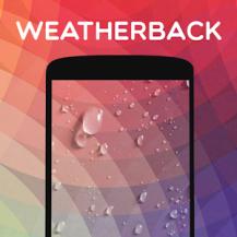 Weather Live Wallpaper Rain