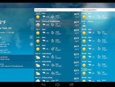 Weather XL PRO