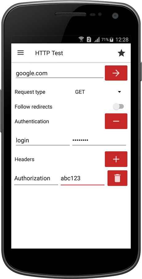 دانلود Web Tools: FTP, SSH, HTTP Pro 1.7 - برنامه مجموعه ابزار وب اندروید