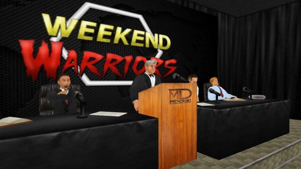 دانلود Weekend Warriors MMA 1.167 - بازی ورزشی محبوب مسابقات بوکس اندروید + مود