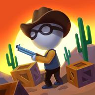 Western Sniper - Wild West FPS Shooter-