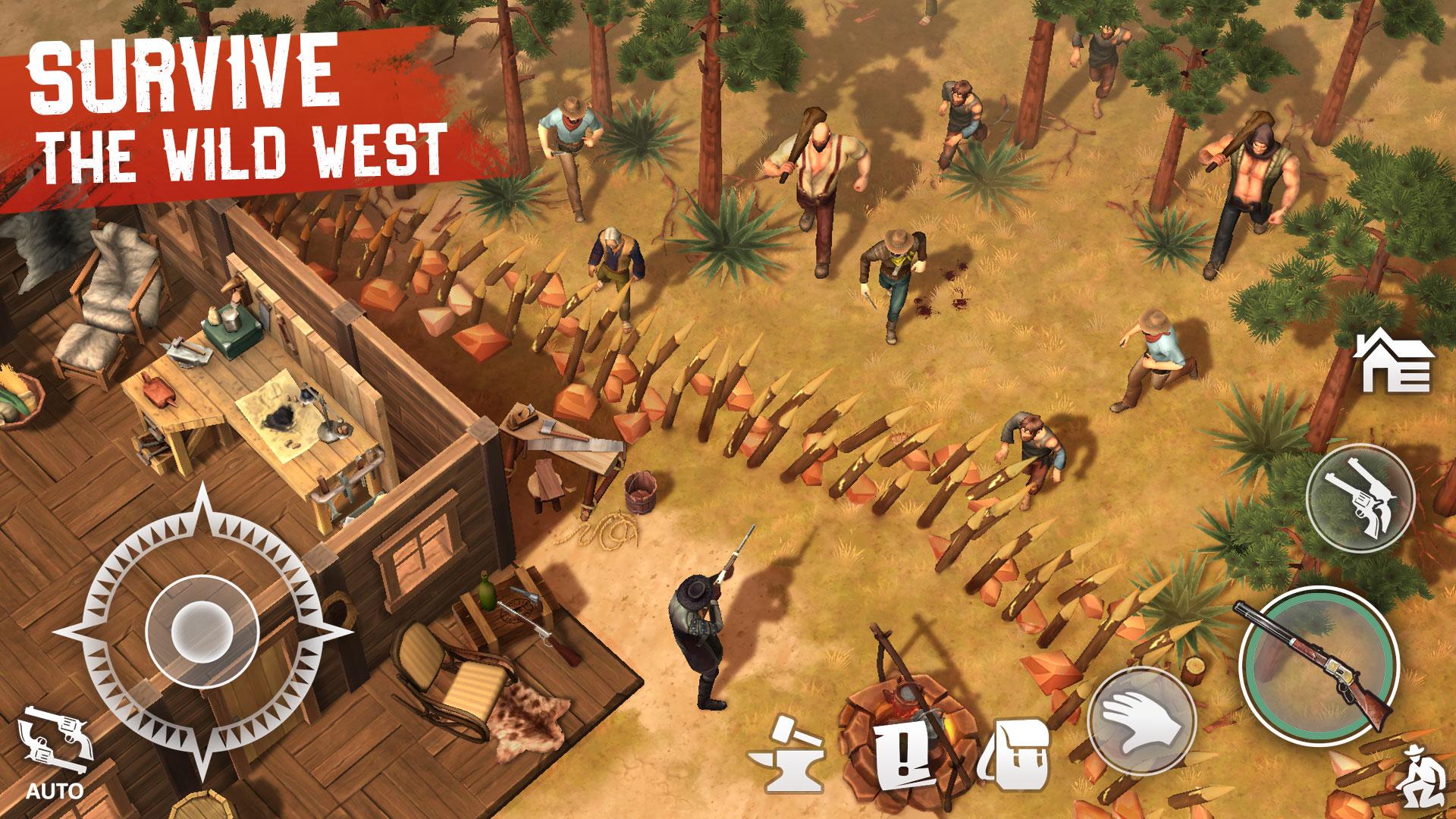 %معرفی بازی Westland Survival - اندروید