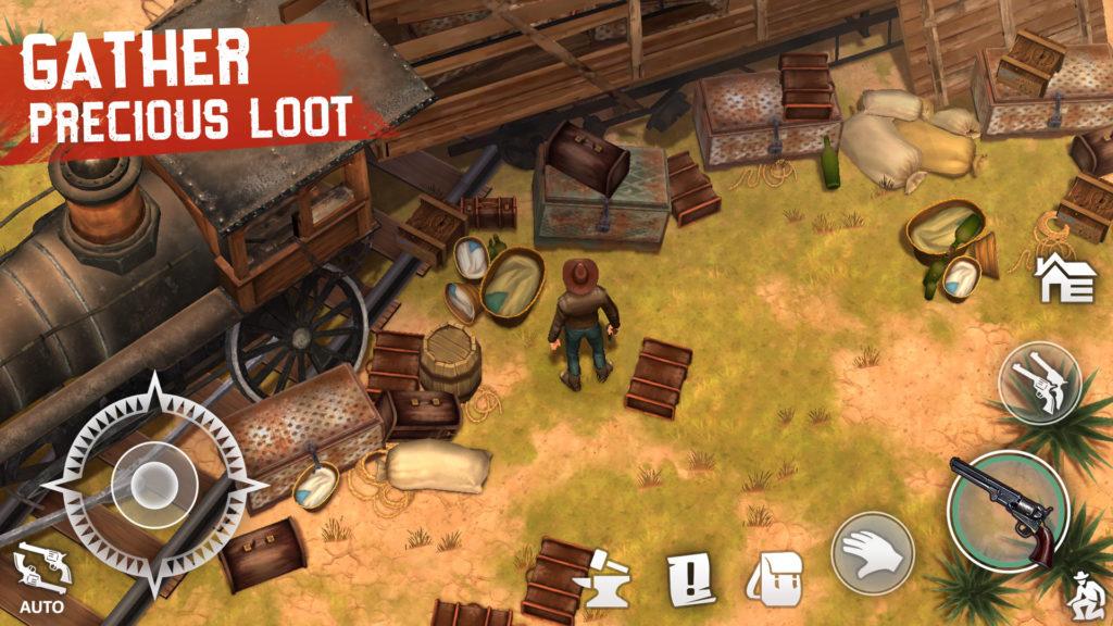 دانلود Westland Survival 0.15.1 - بازی بقا در غرب وحشی اندروید + مود + دیتا