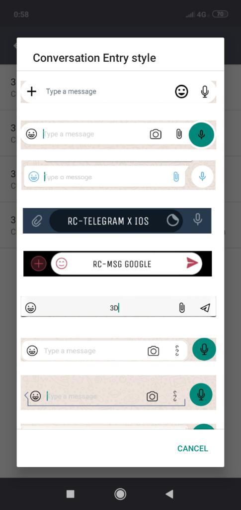 دانلود WhatsApp+ JiMODs 8.00 - بهترین واتس اپ مود/پلاس اندروید