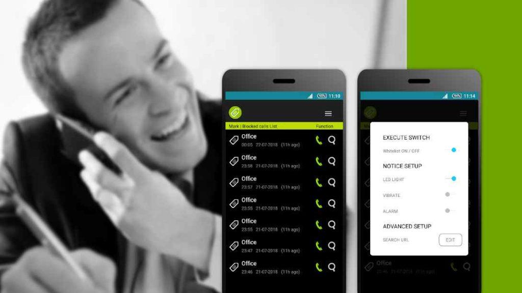 دانلود Whitelist - Phone Plugin 2.40 - برنامه مسدود سازی تماس ناشناس اندروید !