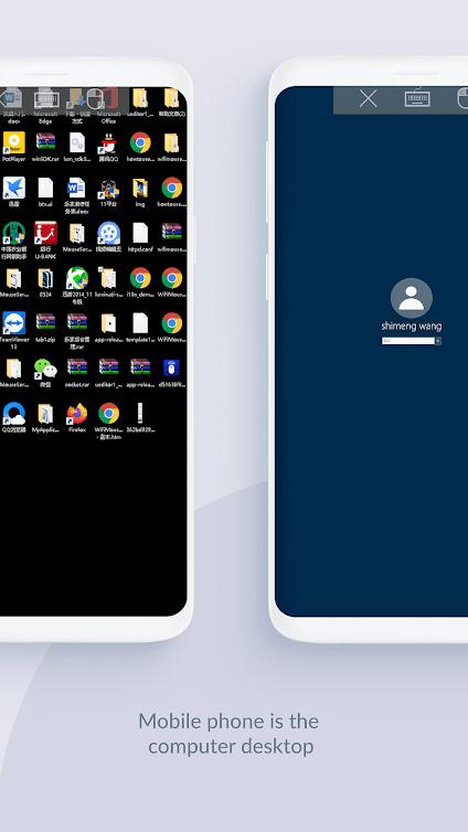 دانلود WiFi Mouse Pro 4.1.6 - تبدیل اندروید به موس و کیبورد کامپیوتر!