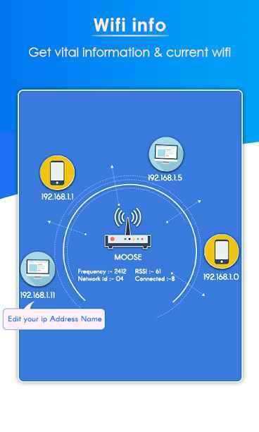 دانلود WiFi Security & Boost 1.4 - برنامه افزایش سرعت و امنیت وای فای اندروید !