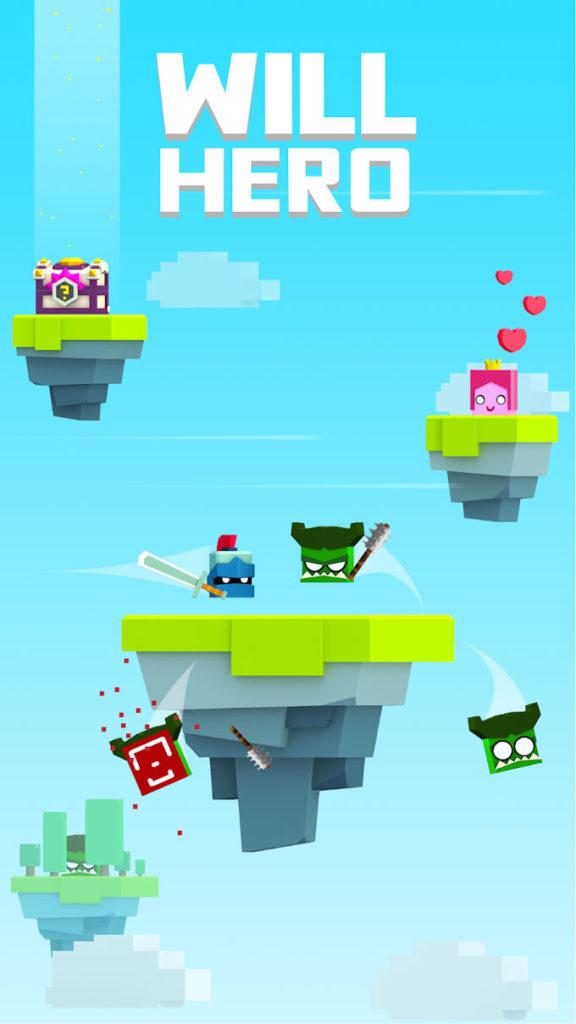 دانلود Will Hero 1.5.0 - بازی آرکید پرطرفدار
