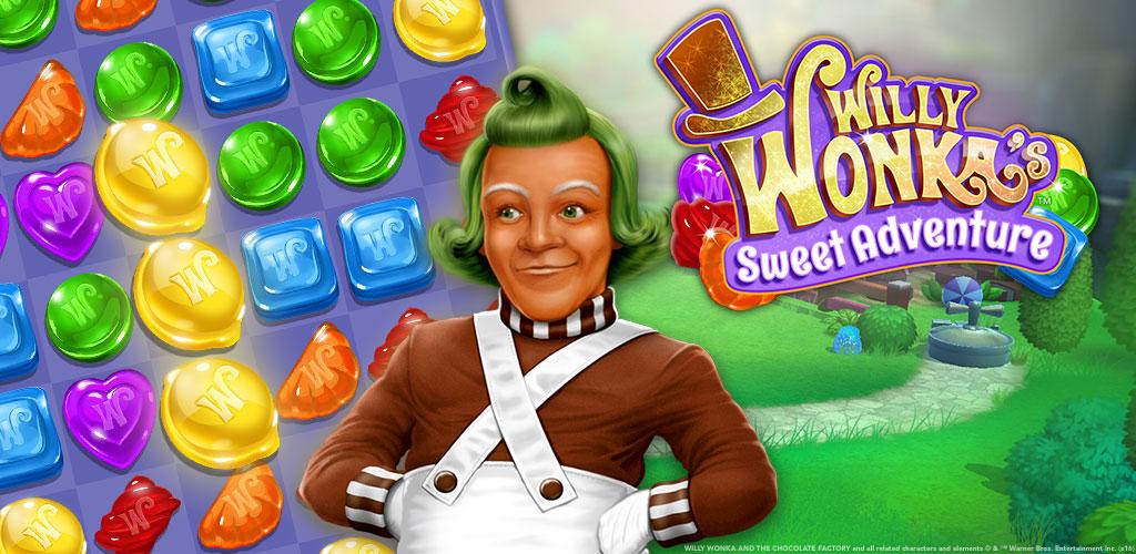 Willy Wonka's Sweet Adventure