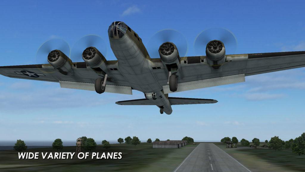 دانلود Wings of Steel 0.3.2 - بازی اکشن هوایی بال ها فولادین اندروید + مود