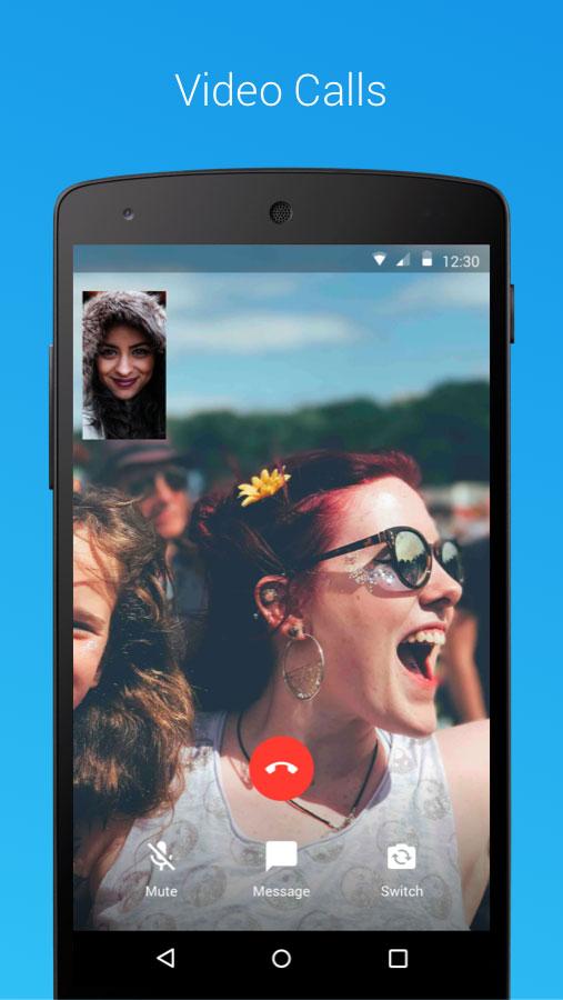 دانلود Wispi 3.3.1.701 - پیام رسان ویسپی اندروید - بهترین جایگزین تلگرام