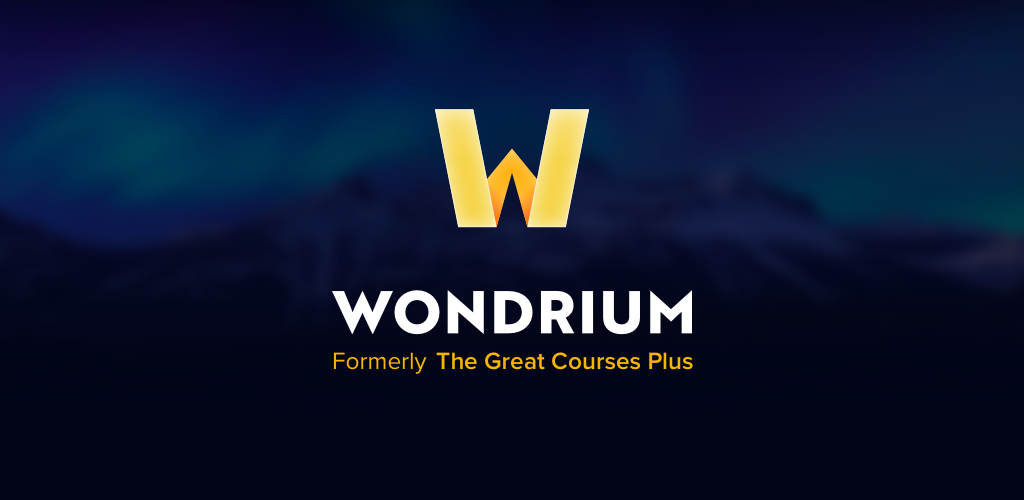 Wondrium - Online Learning Videos