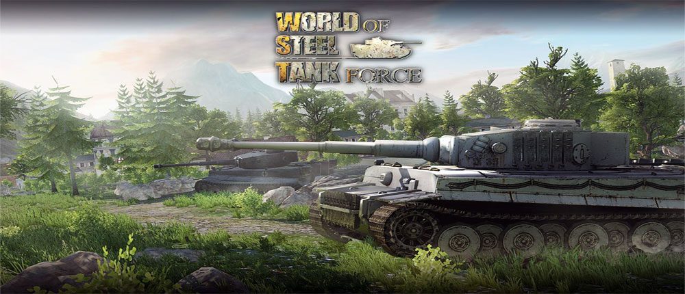 دانلود World Of Steel : Tank Force - بازی نبرد تانک ها اندروید + مود