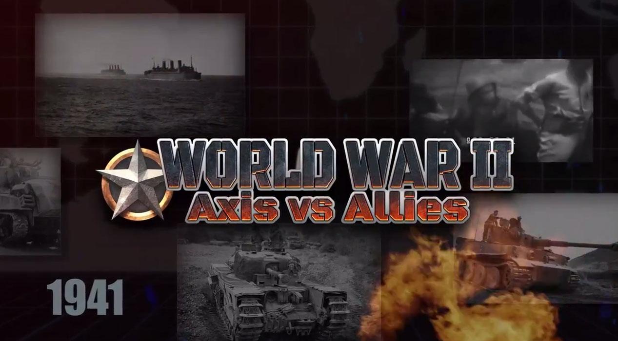 "World War 2 Axis vs Allies Cover دانلود World War 2: Axis vs Allies 1.0.1 – بازی استراتژی ""جنگ جهانی دوم"" آندروید + مود"