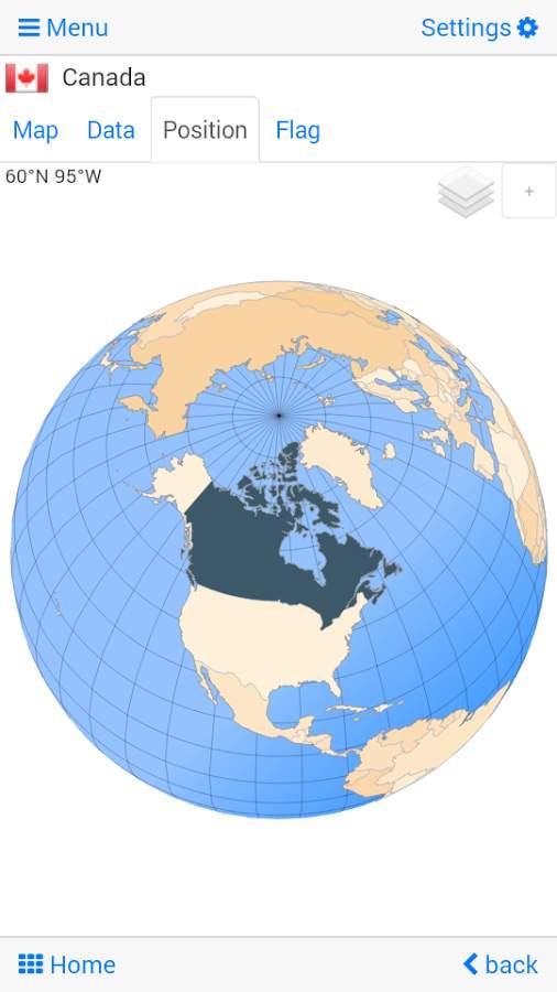 دانلود World atlas & map MxGeo Pro 6.2.18 - برنامه اطلس جهانی اندروید!