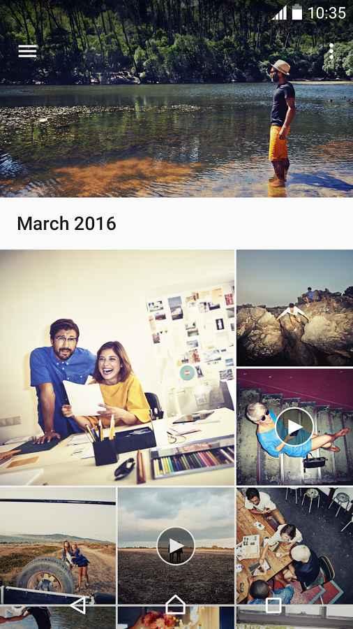 دانلود XPERIA Album 9.2.A.0.12 - برنامه آلبوم سونی اکسپریا اندروید !