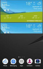 Xperia Weather
