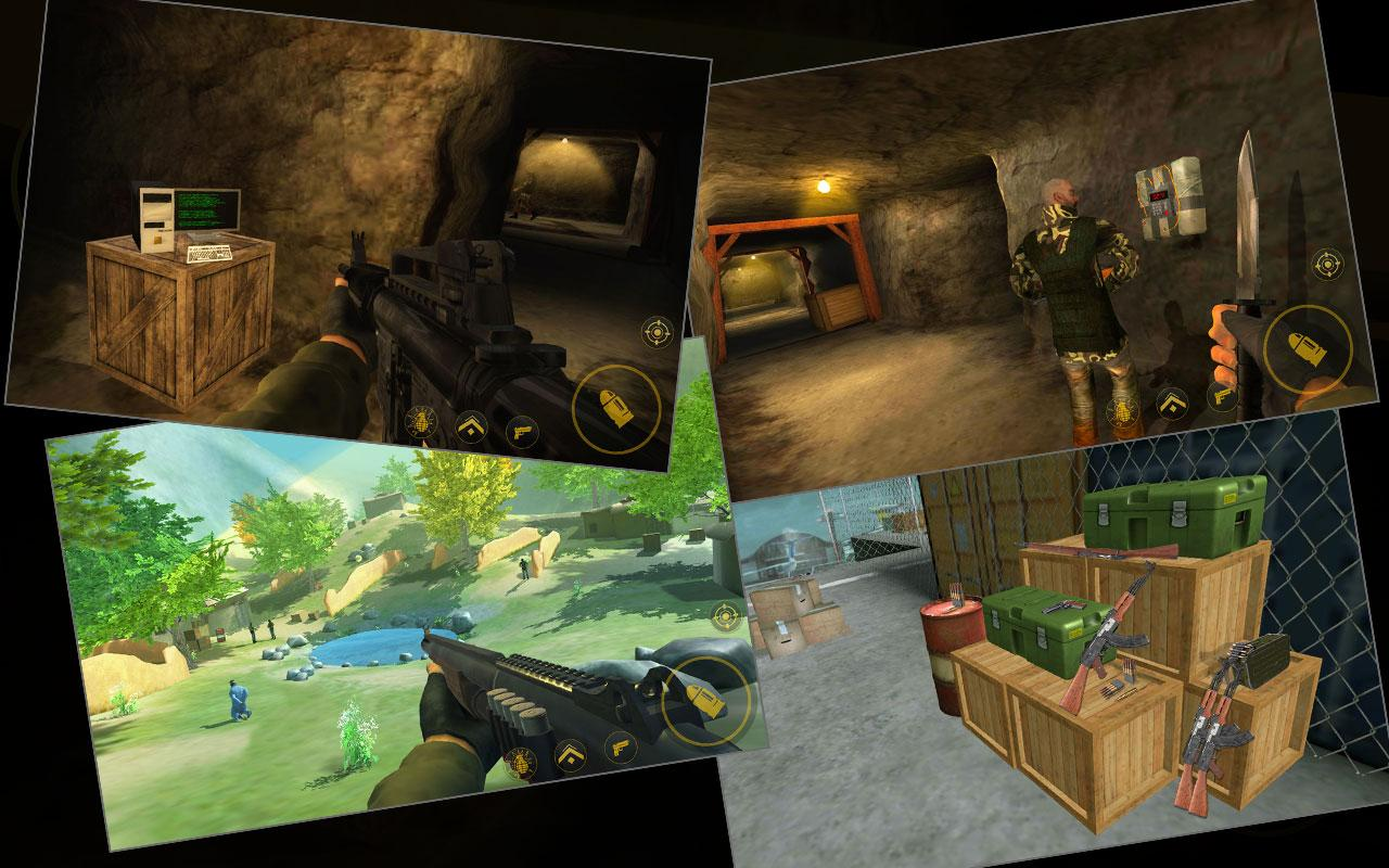 Yalghaar: Commando Action FPS Shooter Game