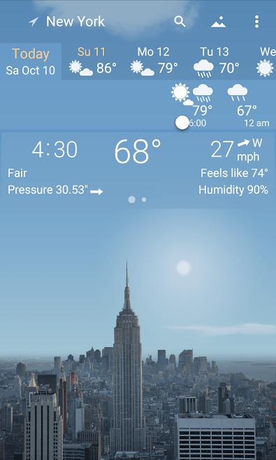 YoWindow-Weather