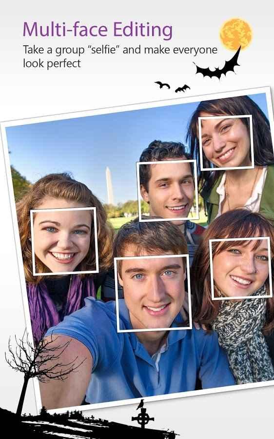 دانلود YouCam Perfect - Photo Editor & Selfie Camera App Full 5.39.4 - دوربین حرفه ای و ابزار ویرایش تصویر اندروید