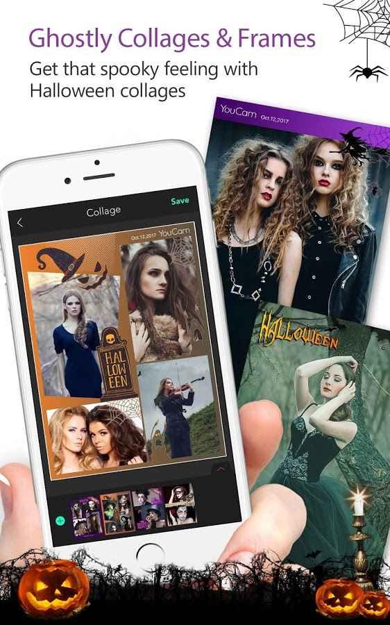 دانلود YouCam Perfect - Photo Editor & Selfie Camera App Full 5.32.4 - دوربین حرفه ای و ابزار ویرایش تصویر اندروید