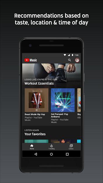 YouTube Music - Stream Songs & Music Videos-2