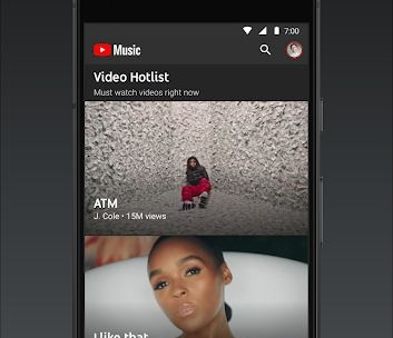 YouTube Music - Stream Songs & Music Videos-4