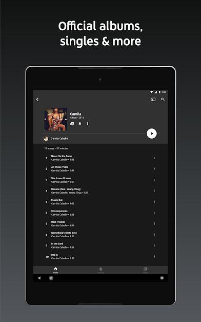 YouTube Music - Stream Songs & Music Videos-6
