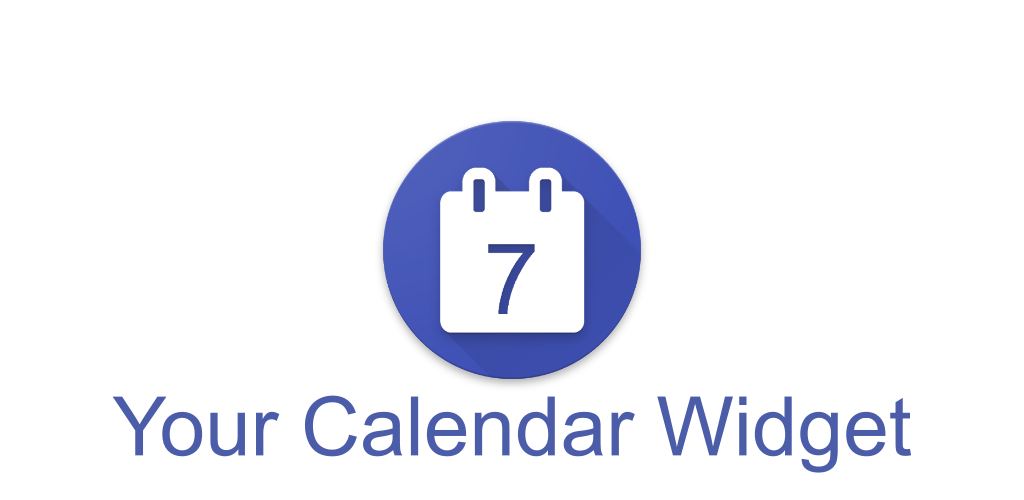 Your Calendar Widget PRO